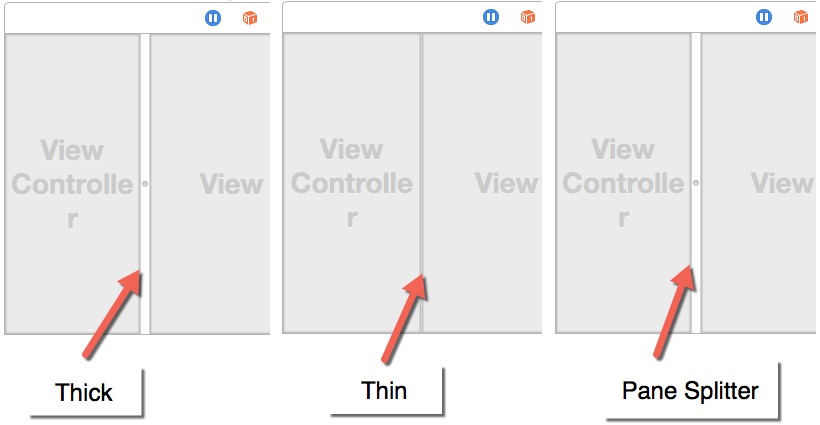 Changing the Color of a Divider in a Split View Controller